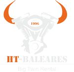 HT-Baleares Harley Vermietung auf Mallorca Logo